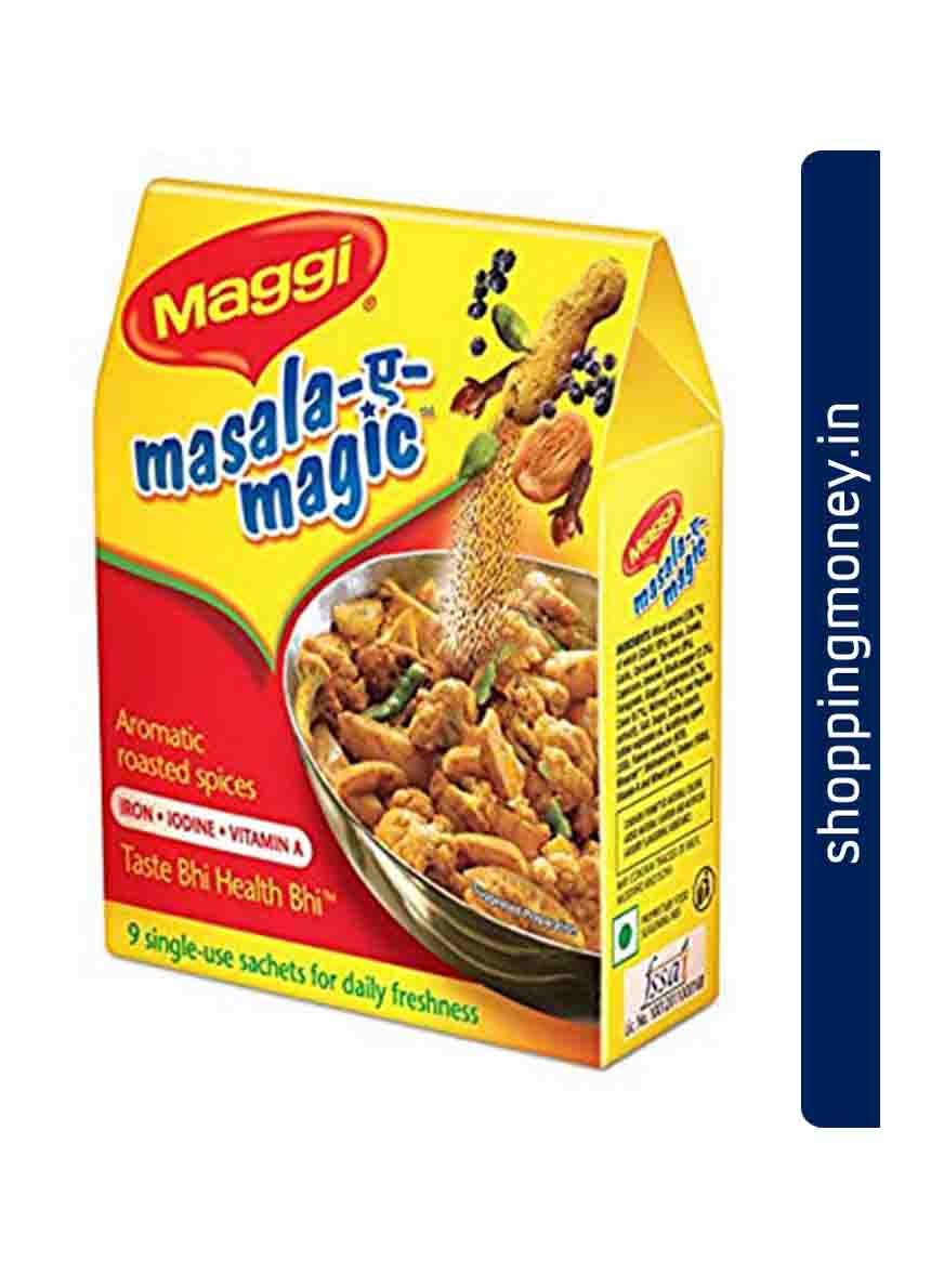 Maggi Masala Magic Aromatic Roasted Spices