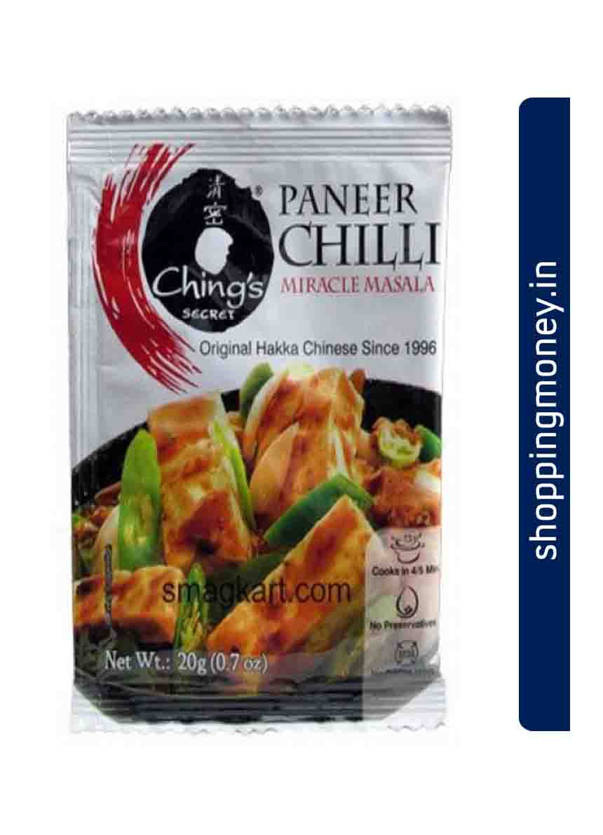 Chings Miracle Masala Paneer Chilli