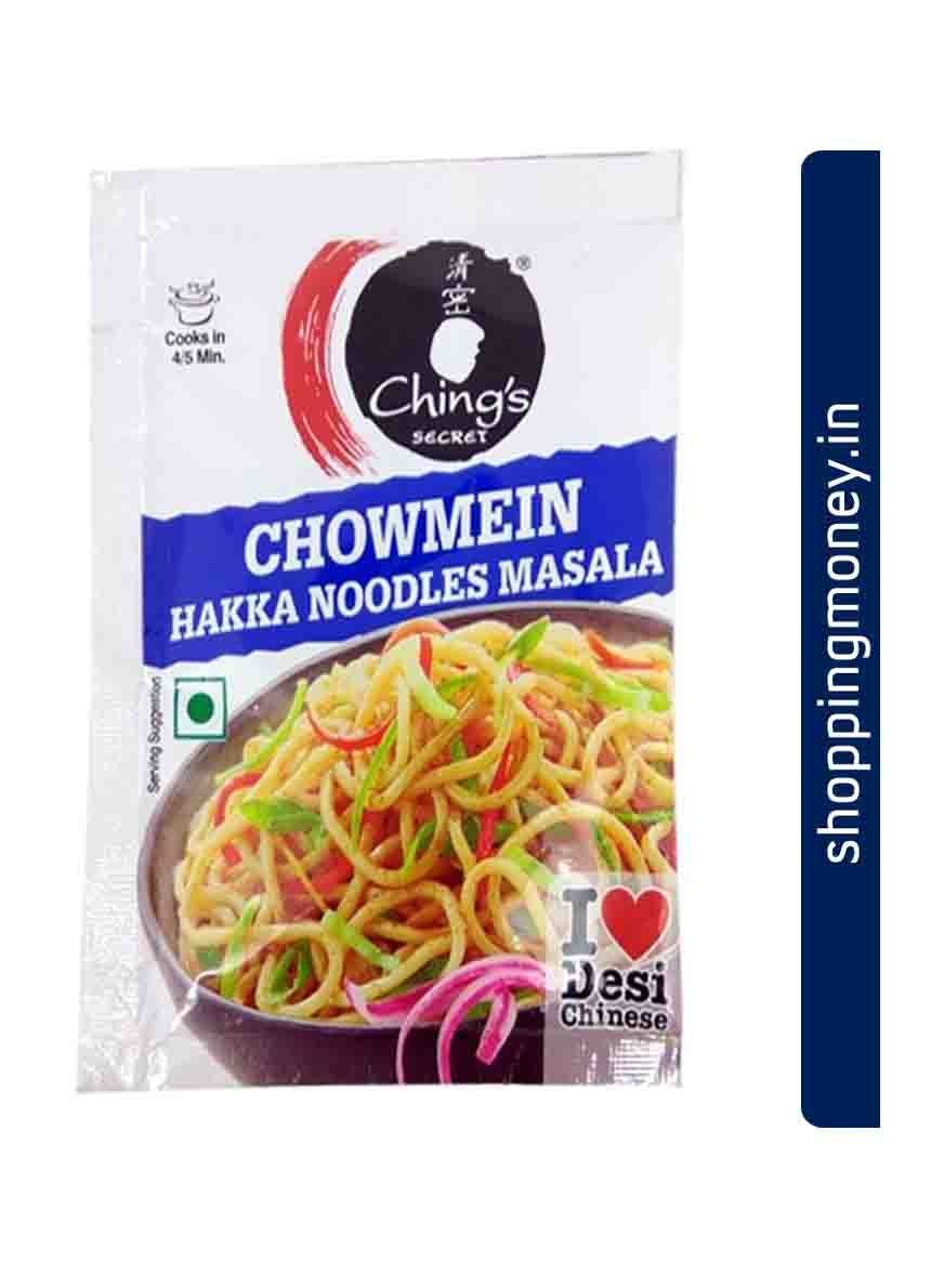 Chings Miracle Masala Hakka Noodles