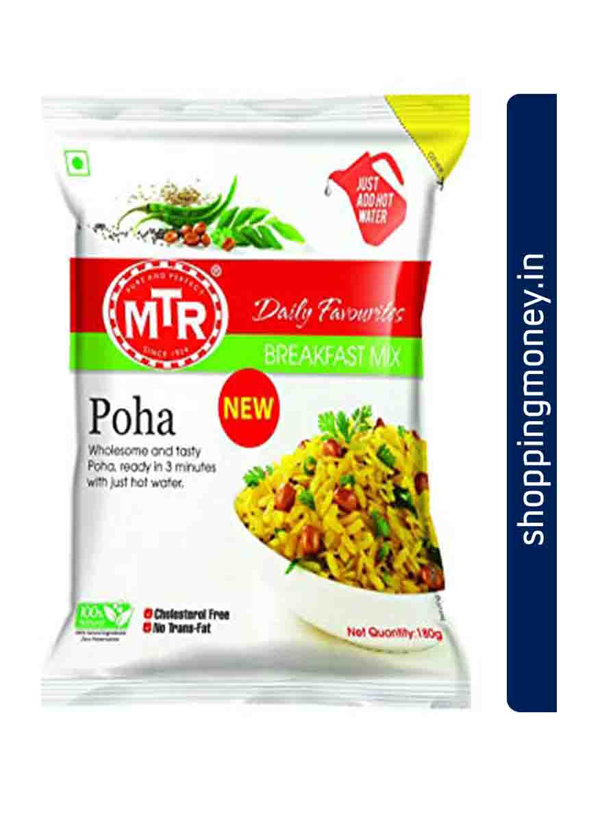MTR Instant Breakfast Mix  Poha
