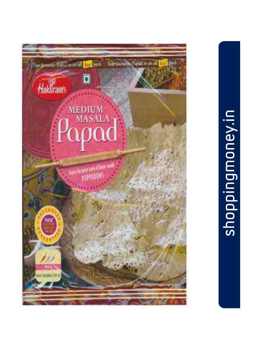 Haldiram Papad Medium Masala