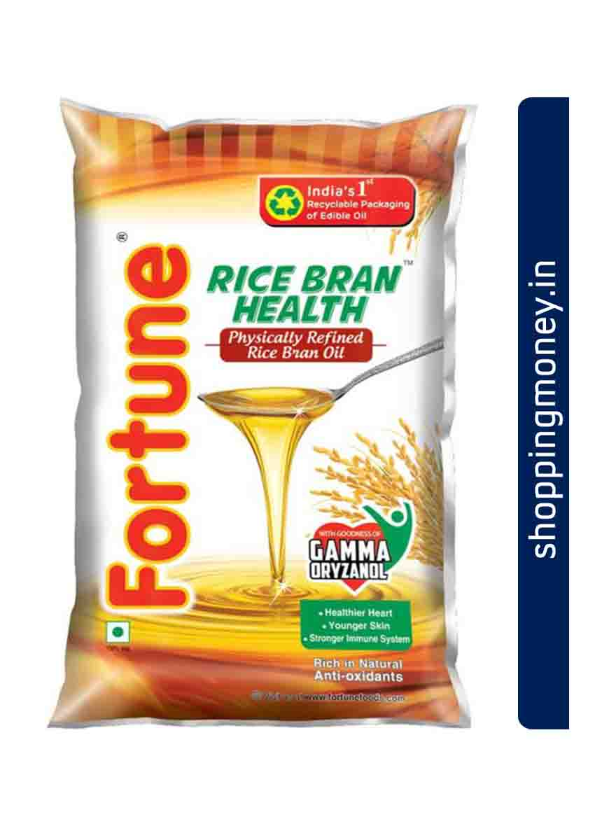 Fortune Oil Rice Bran