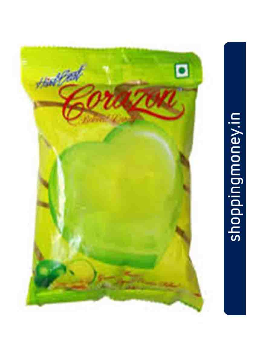 Heart Beat Candy Green Mango