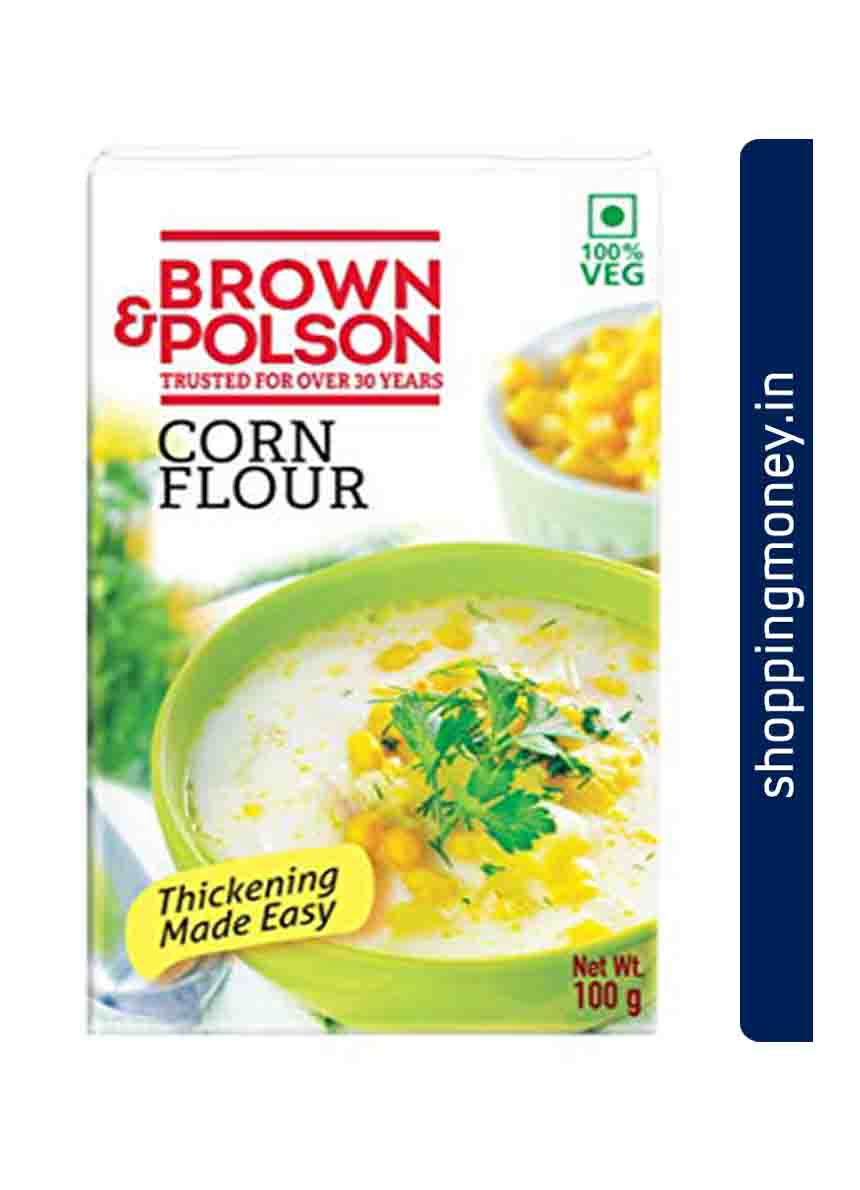 BROWN CORN FLOUR