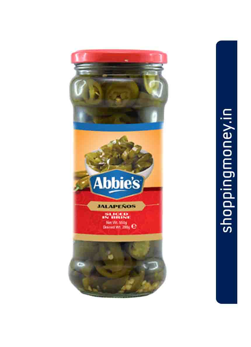 Abbies Jalapenos Sliced In Brine