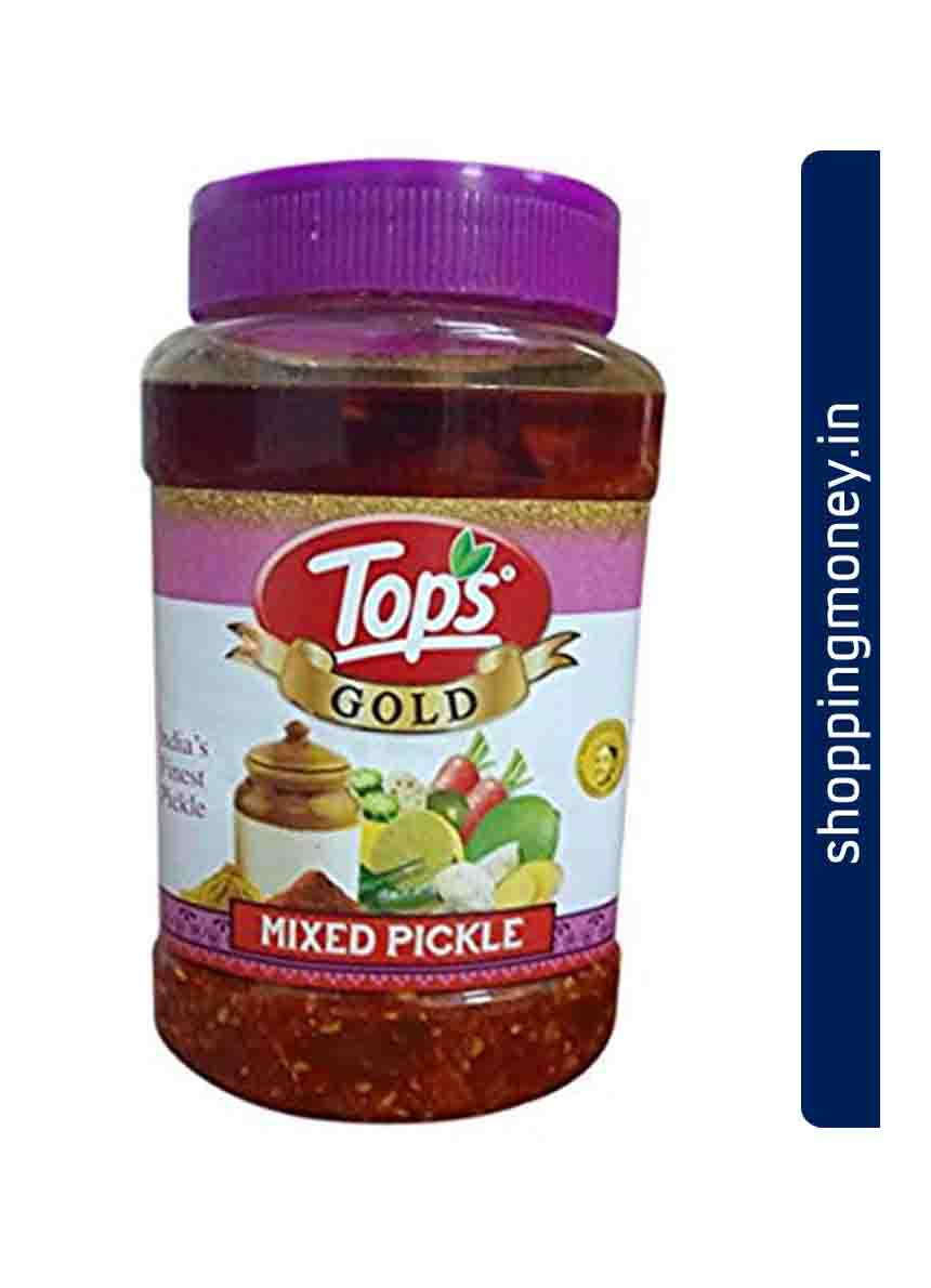 Tops Pickle Gold Mixed Pickle