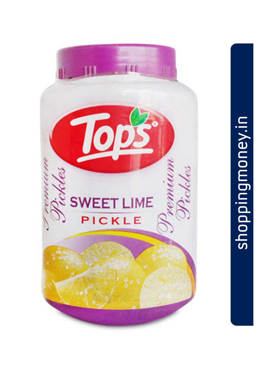 Tops Pickle Sweet Lime