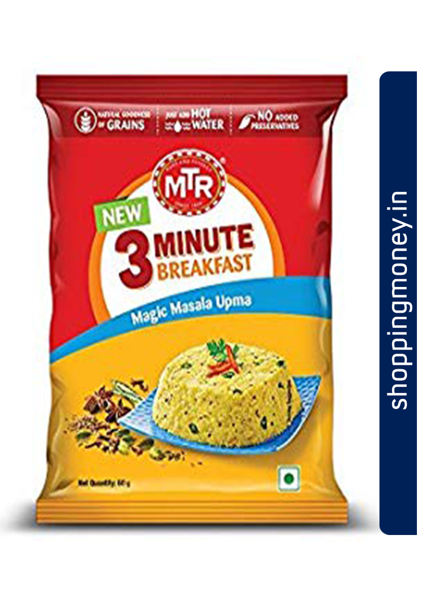 Mtr Upma Magic Masala Breakfast