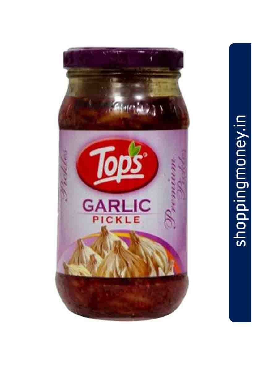 Tops Pickle Garlic