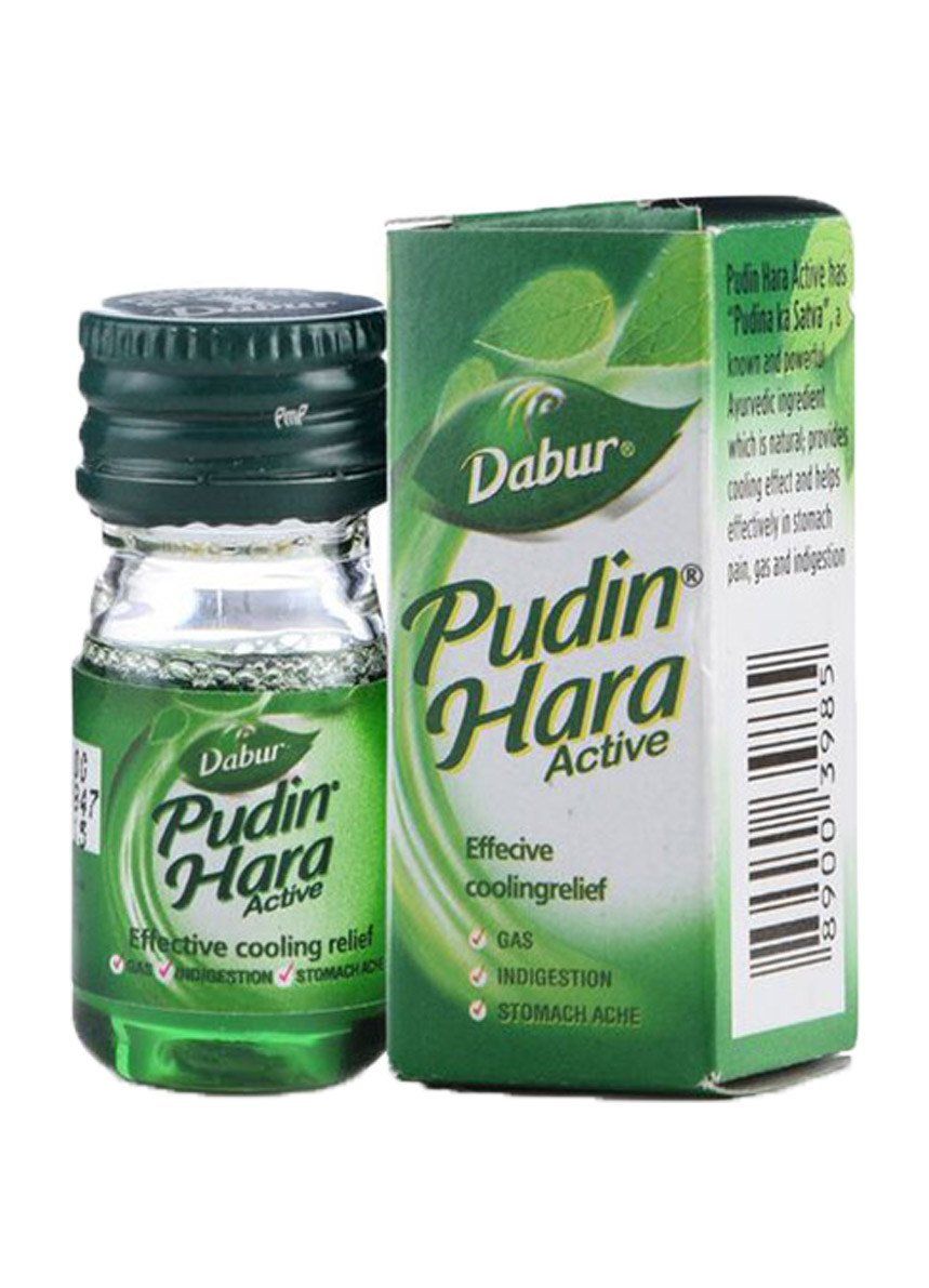 Dabur Pudin Hara Active - 30 ml