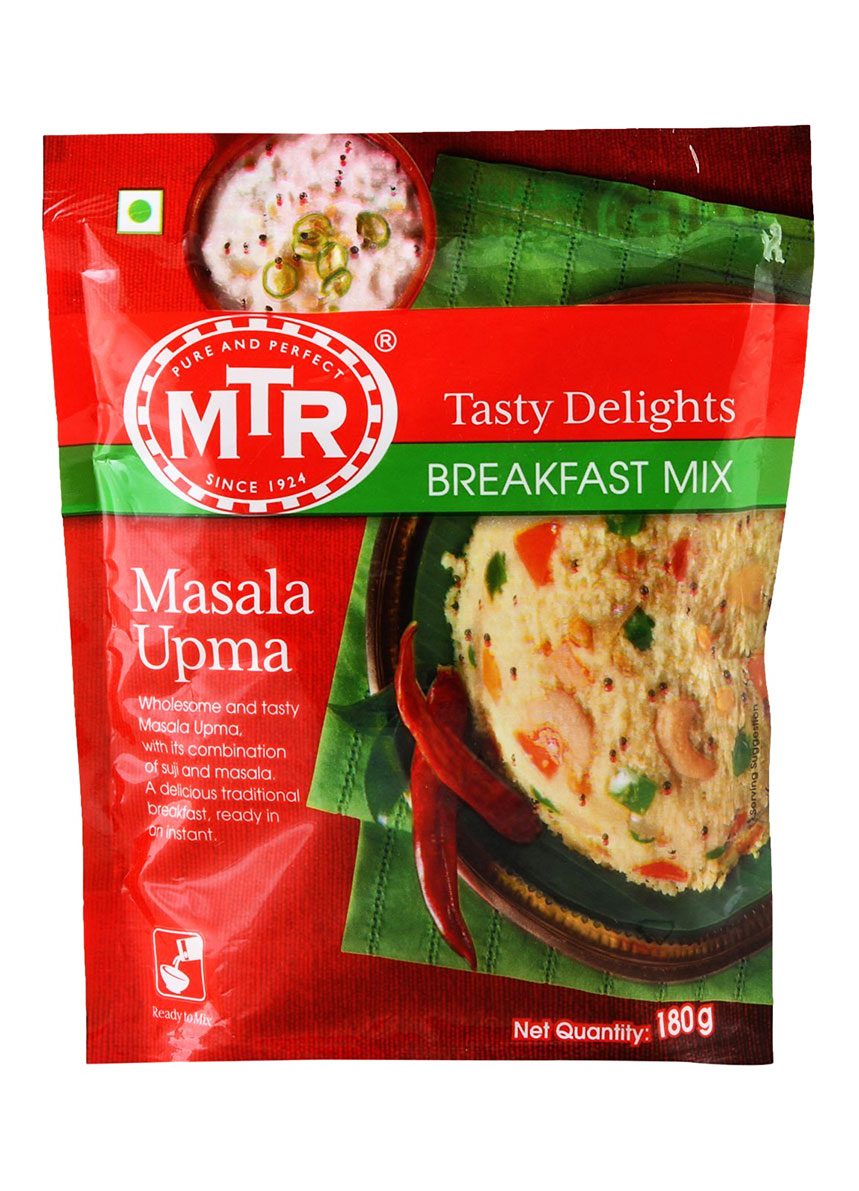 MTR Masala Upma Mix  - 180gm