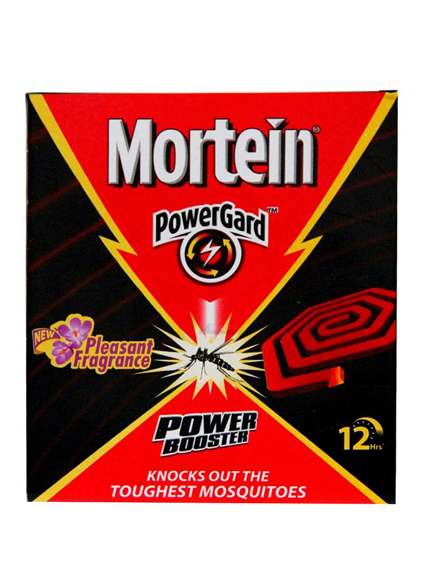 Mortein Power Booster 12 hr Coil