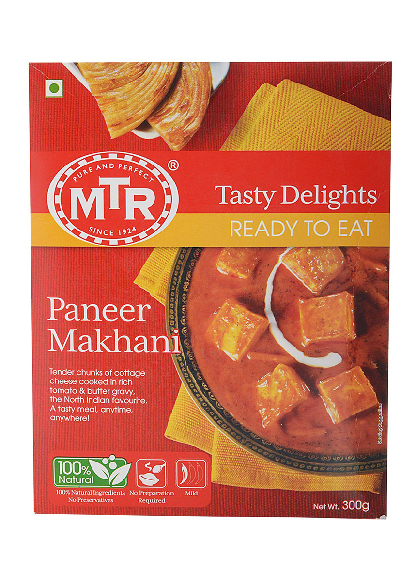 MTR Ready To Eat - Paneer Makhani