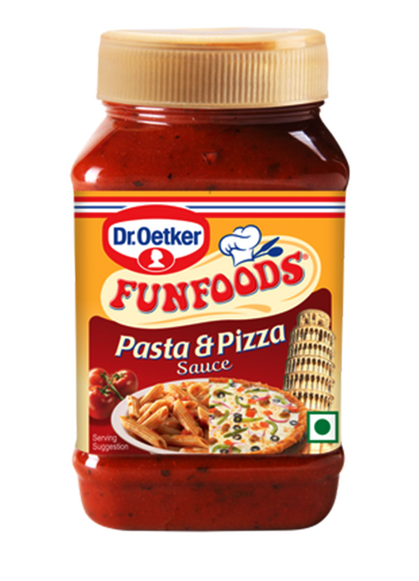 Funfoods Pasta and Pizza Sauce -325gm