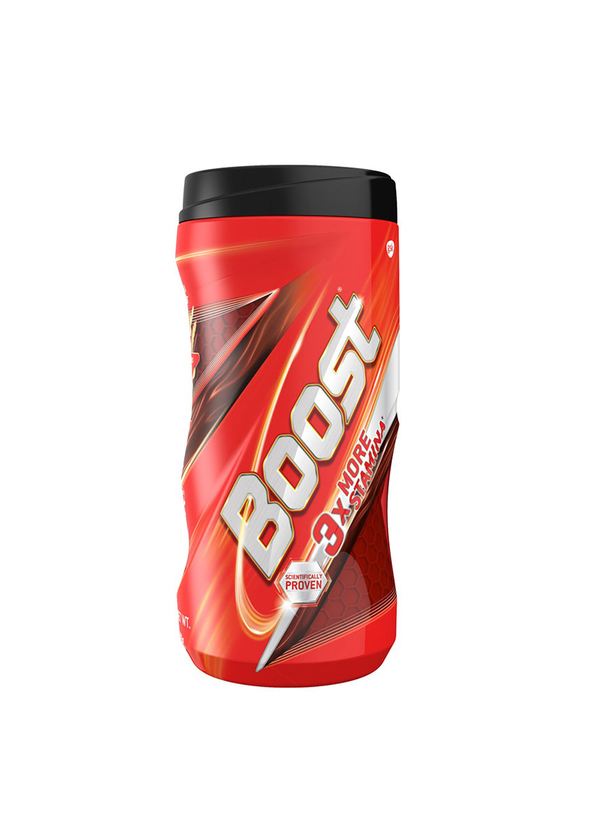 Boost 3 X More stamina - 450 Gm Jar With Sport Sipper Free