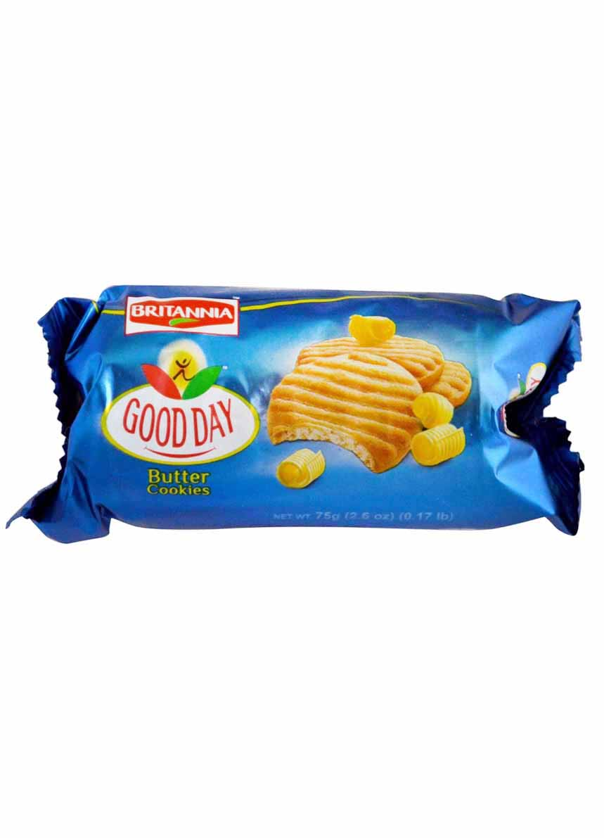 Britannia Good Day Butter Cookies - 250gm