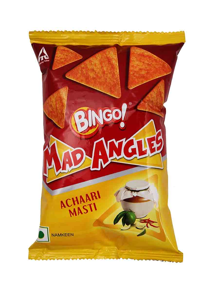Bingo Mad Angles Achaari Masti  - 90 Gm