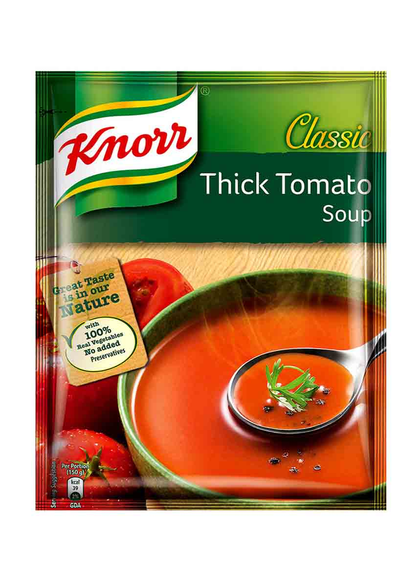 Knorr Classic Thick Tomato Soup - 53g
