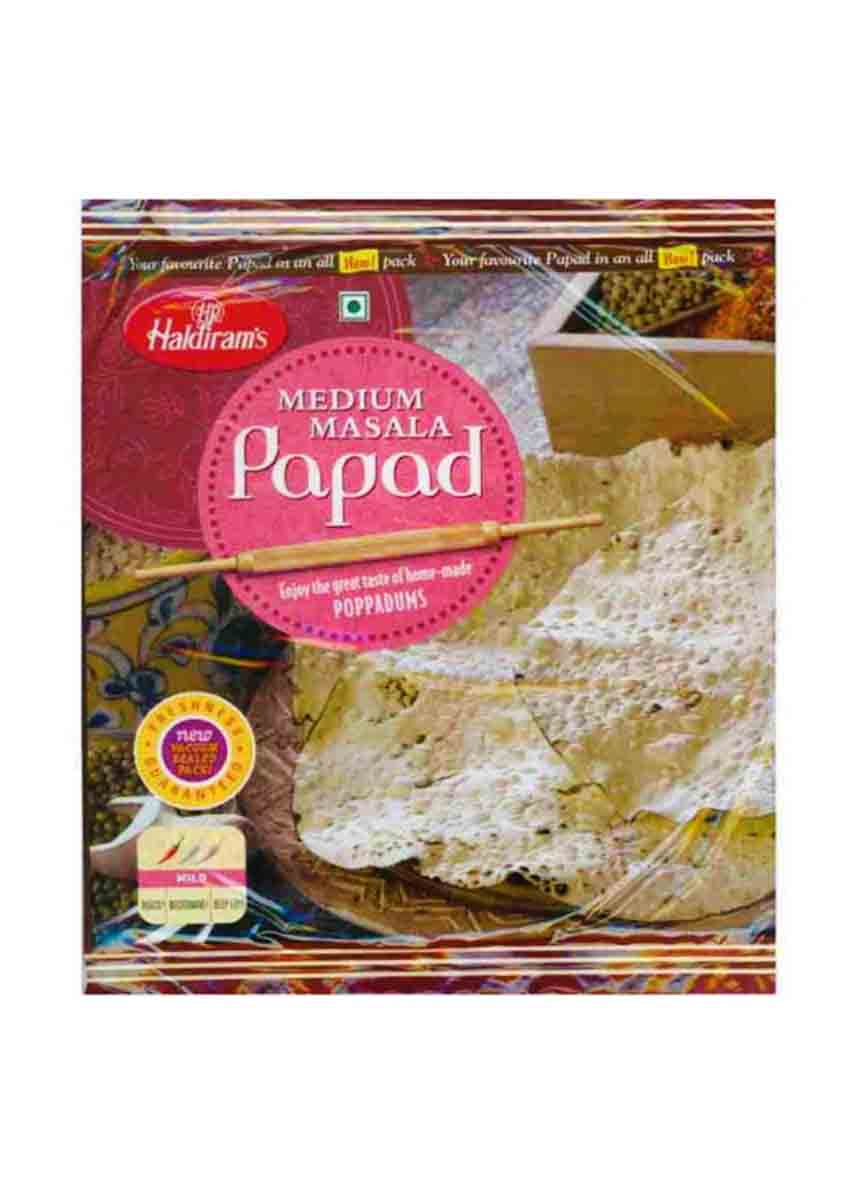 Haldiram Papad Medium (200g)