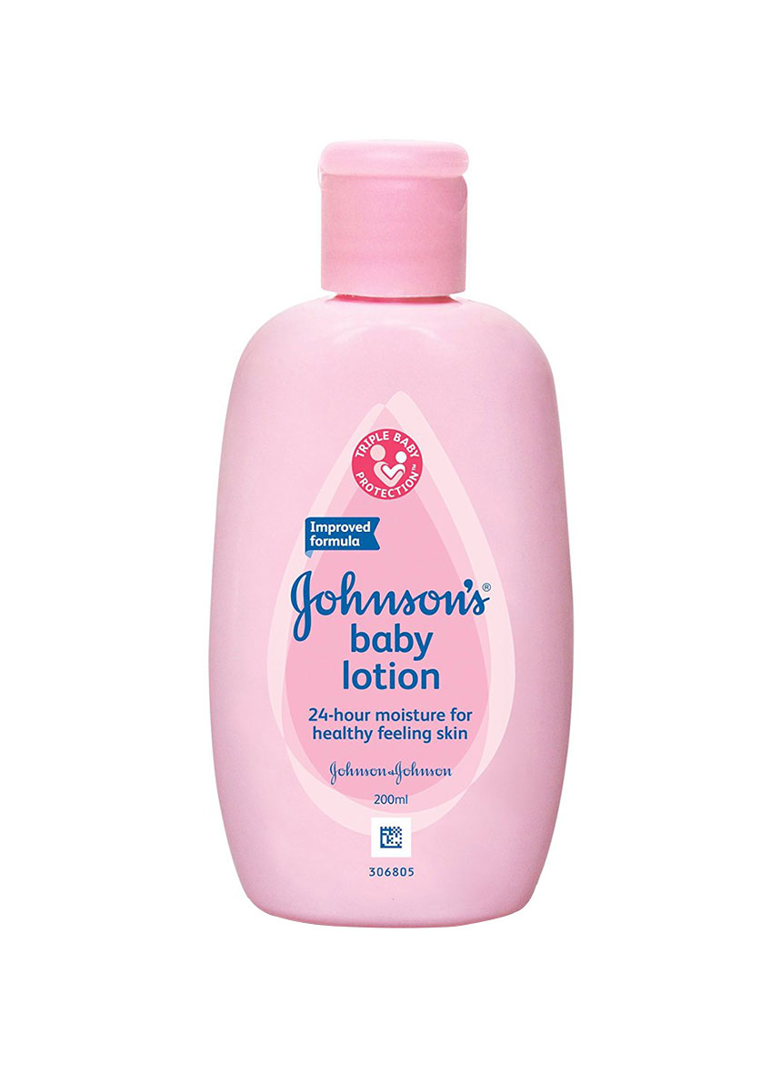 Johnsons Baby Lotion - (200ml)