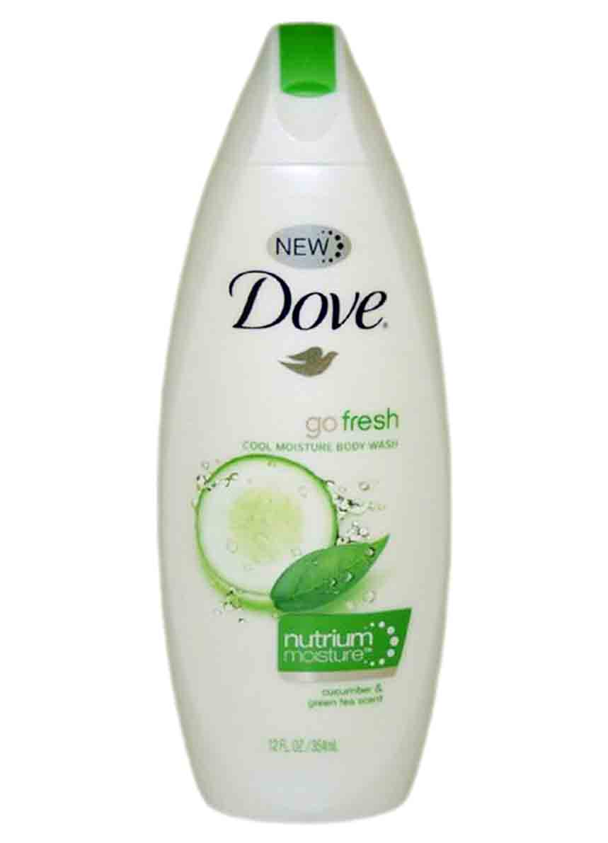 Dove Go Fresh Nourishing Body Wash - 190ml