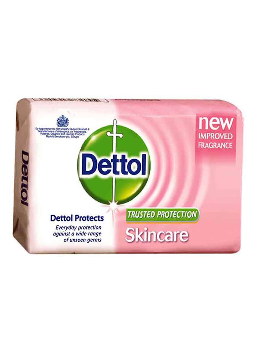 Dettol Skincare Soap -  3 +1 Pcs. X 125 Gm