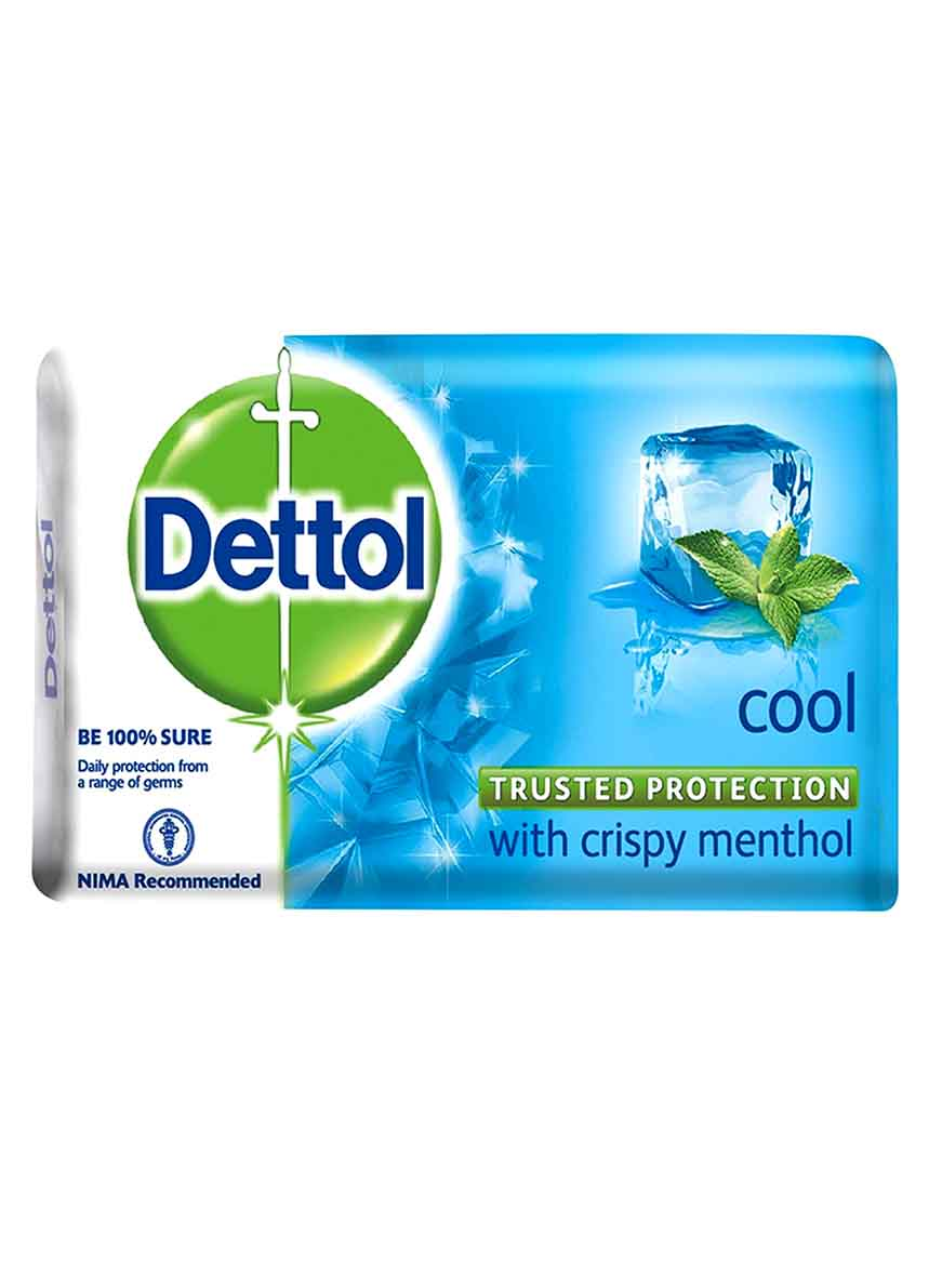 Dettol Cool Saop -  3 +1 Pcs. X 125 Gm