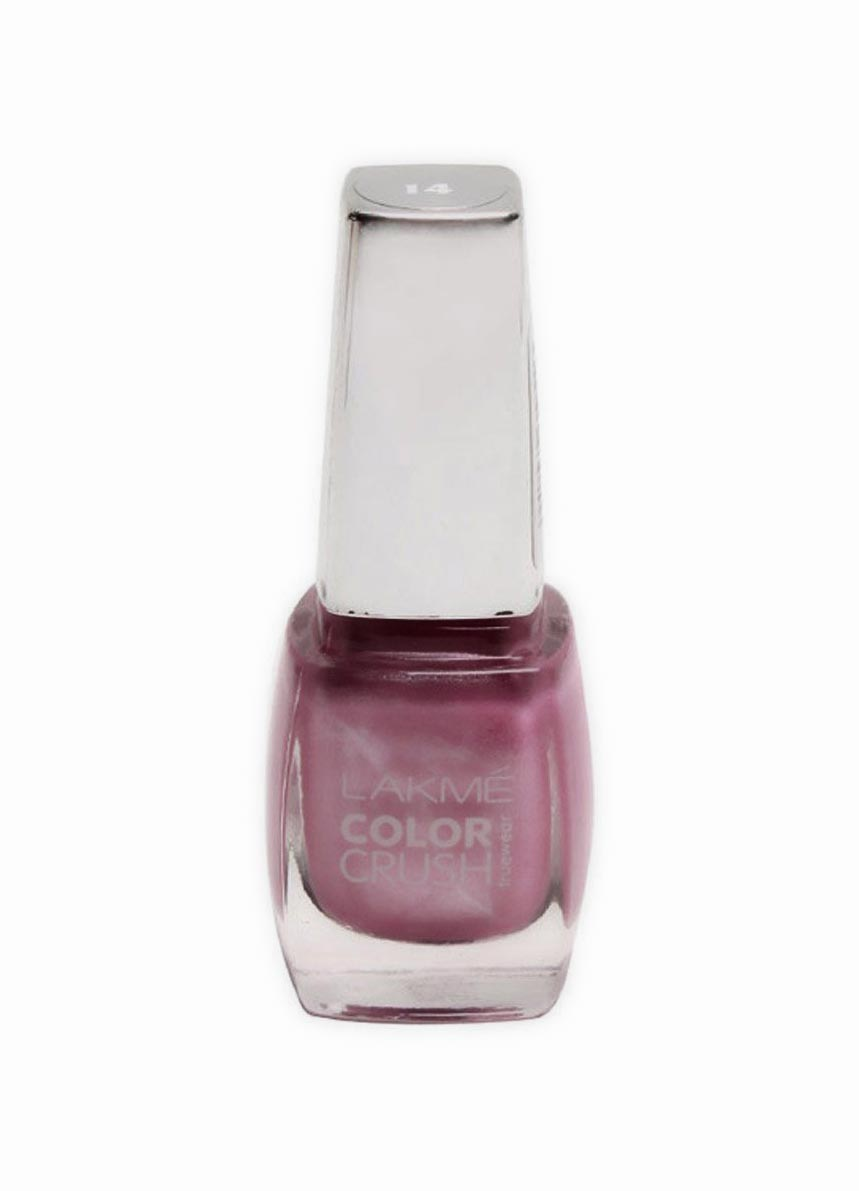 Lakme True Wear Nail Color  - 14
