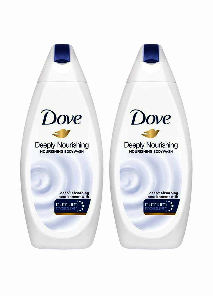 Dove Deeply Nourishing Body Wash - 190 ml