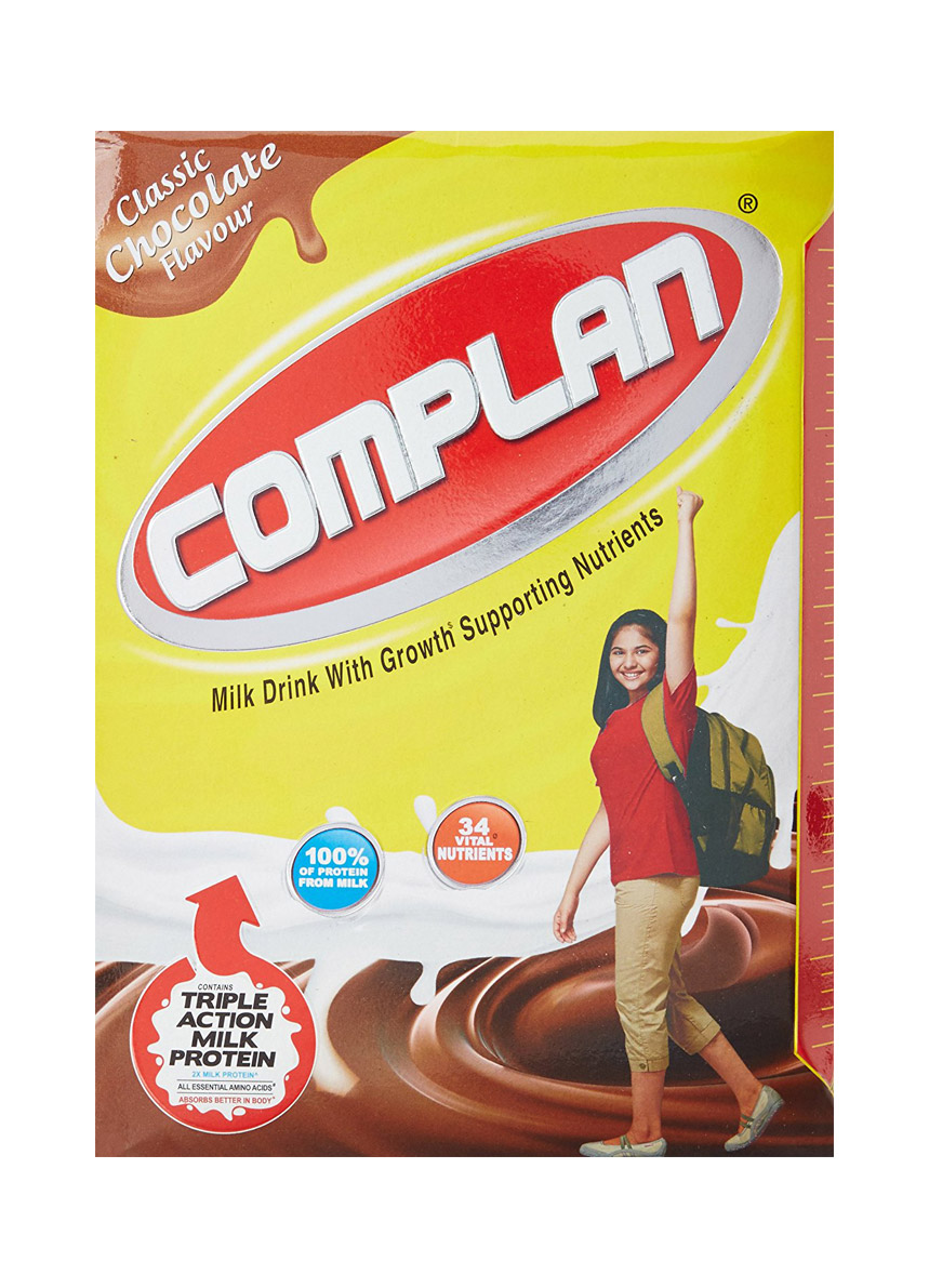 Complan Refill - 500 Gm (Chocolate)