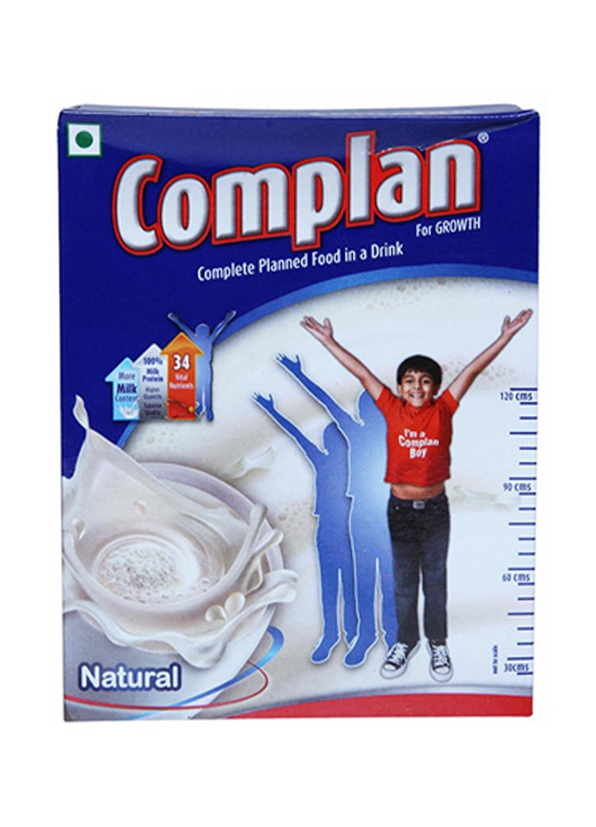 Complan Refill - 500 Gm (Natural)
