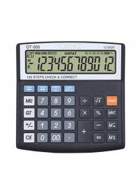 Orpat OT-500 Calculator - Black