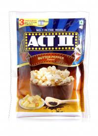 Act II Butter Pepper Pressure Cooker Popcorn